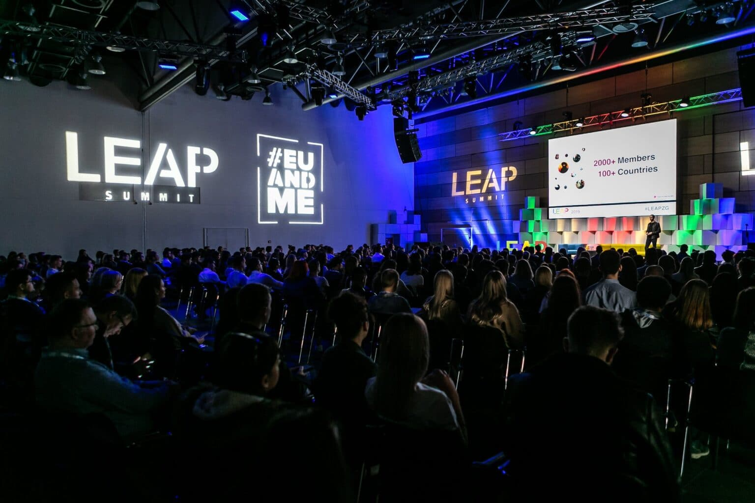 Leap Summit Zagreb Where Changemakers Leap Into Action
