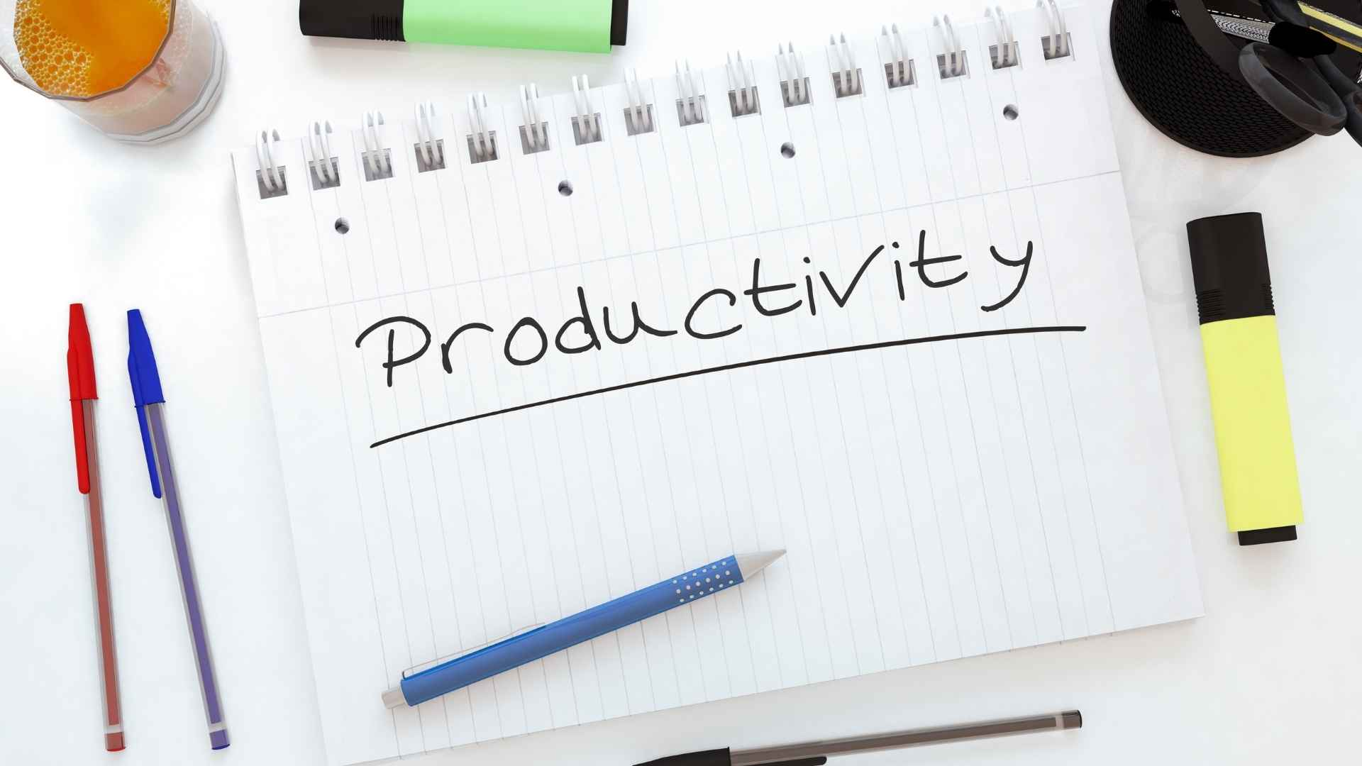 Summer laziness vs. productivity: 10 tips on how to get work done